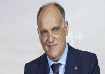 LaLiga president Javier Tebas.
