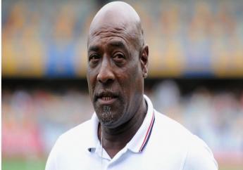Legendary former West Indies captain SirVivianRichards.