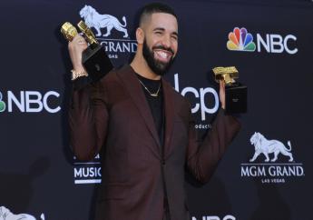 Drake (FILE)