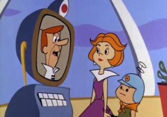 Video chat clip from YouTube of The Jetsons