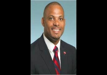 Minister of Labour Jason Hayward. Photo: Bermuda House of Assembly