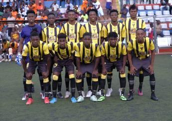 Foot-D1: cinq victoires pour Don Bosco, leader du championnat haïtien/ Crédit: Don Bosco de Pétion-ville.