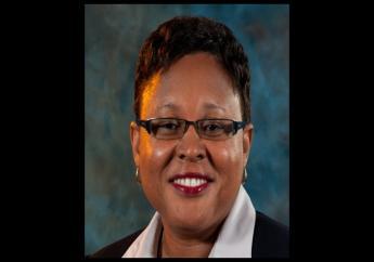 Senator Lynette Holder, General Secretary of the Small Business Association