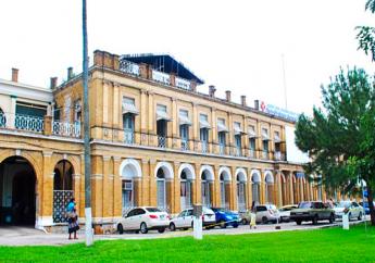 File: Port of Spain General Hospital.
