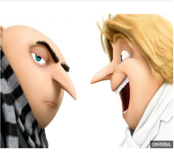 The first two Despicable Me films were hugely successful at the box office - but the forthcoming third installment finally reveals a long held secret. (Photo credits: UNIVERSAL)