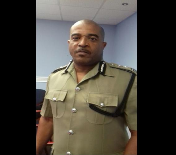 FILE - St Lucia's Acting Commissioner of Police, Milton Desir.