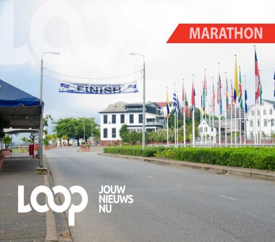 De start en finish van de veertiende Srefidensi Marathon vinden plaats op het Onafhankelijkheidsplein. De marathon start om 17.30 uur.