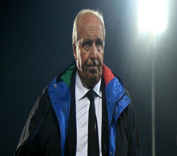 Italy coach Gian Piero Ventura.