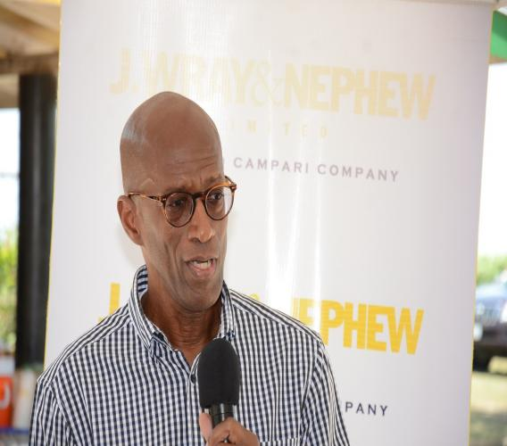 Clement 'Jimmy' Lawrence, Chairman, JWN and JWN Foundation.