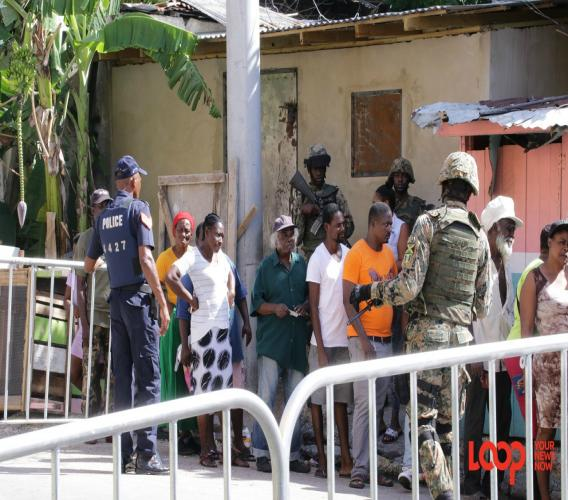 The calmer side of existence within the Denham Town Zone of Special Operations in Western Kingston.