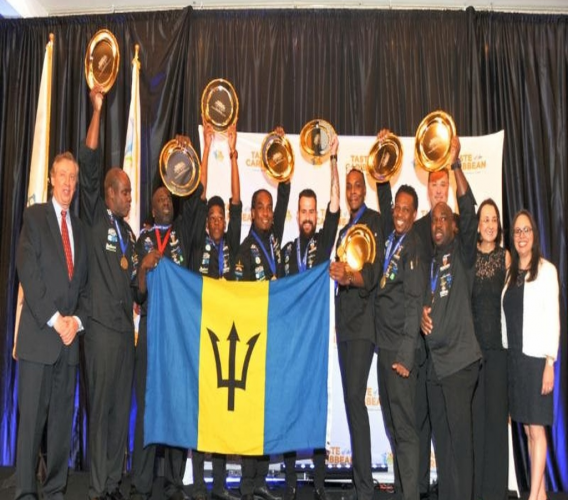 Barbados won the competition last year.