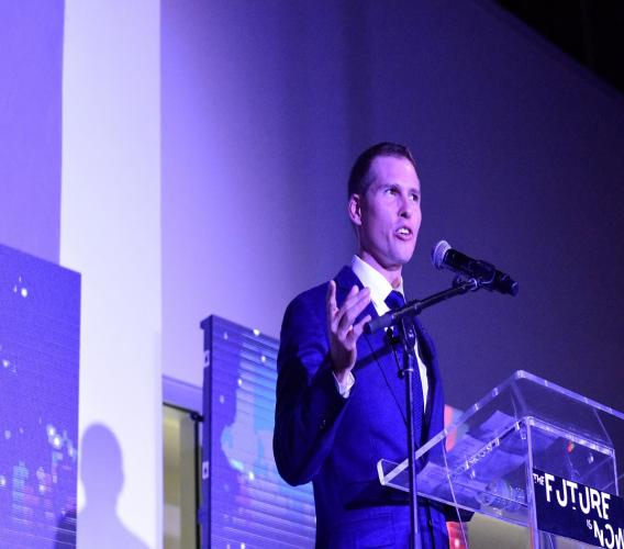 """""""Eliminating single-use plastic straws and stirrers is only the beginning of our journey toward helping create a plastic-free sea in the region we call home,"""" said SRI Deputy Chairman Adam Stewart."""