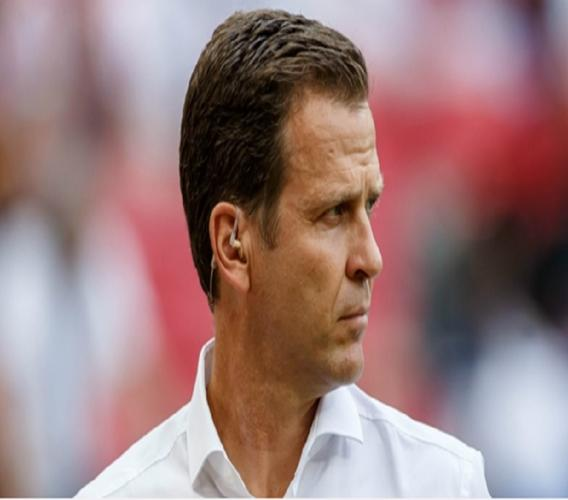 Germany team manager Oliver Bierhoff.