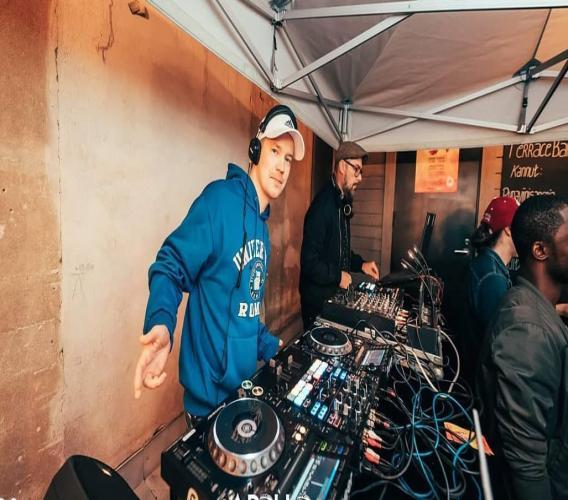 Photo: DJ Goodblood