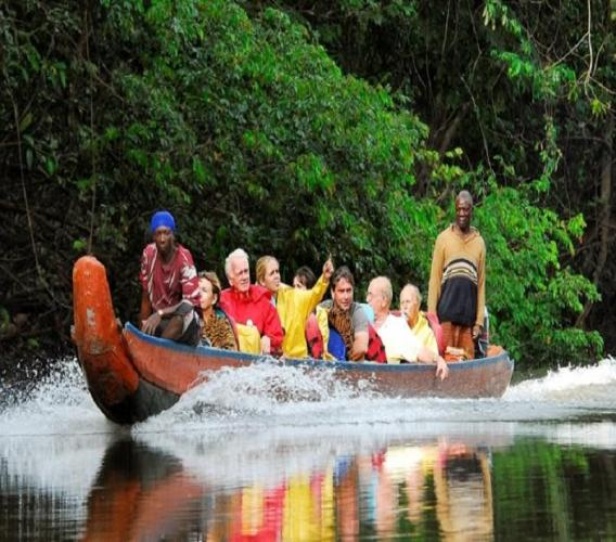 Suriname is known for its eco-tourism