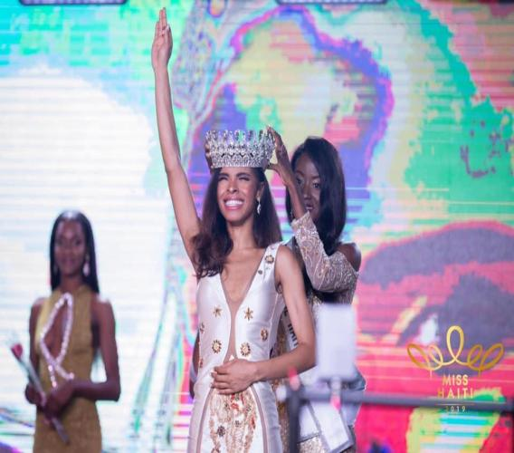 Crédit photo: Fb Miss Haiti