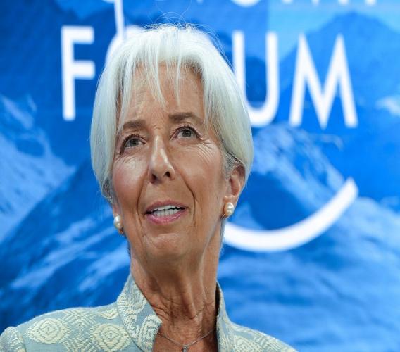 International Monetary Fund Managing Director Christine Lagarde. (AP Photo)