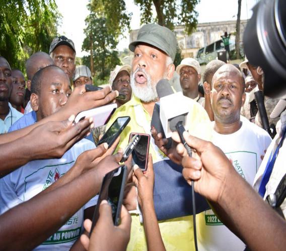 Petrocaribe: la démarche de Jovenel Moïse auprès de l'OEA, un manque d'égard au peuple haïtien, selon Éric Jean baptiste