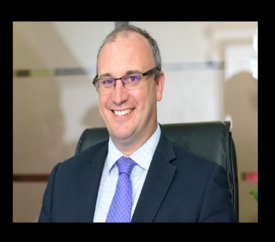 Chairman of Facey Telecom, P.B Scott.