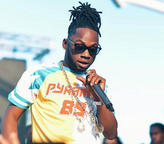UK-based artiste Stylo G was detained by police in St Catherine on Monday.