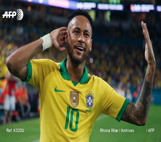 Brésil: Neymar de nouveau appelé en sélection