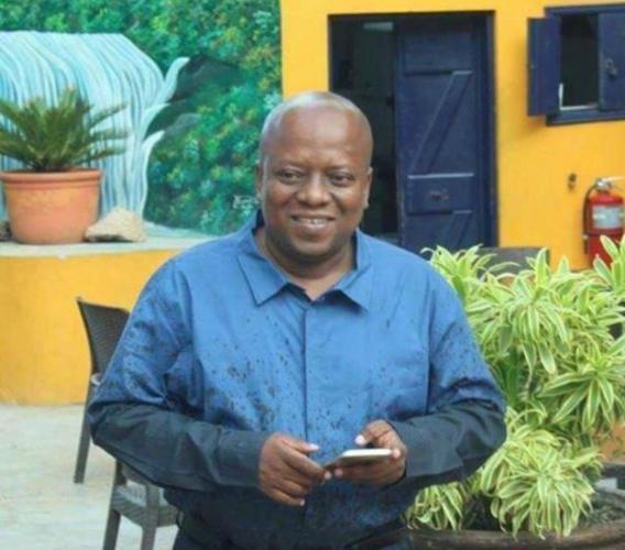 Le journaliste Gérard Maxineau, collaborateur au quotidien Le Nouvelliste et évoluant au Cap-Haïtien. Photo: Facebook
