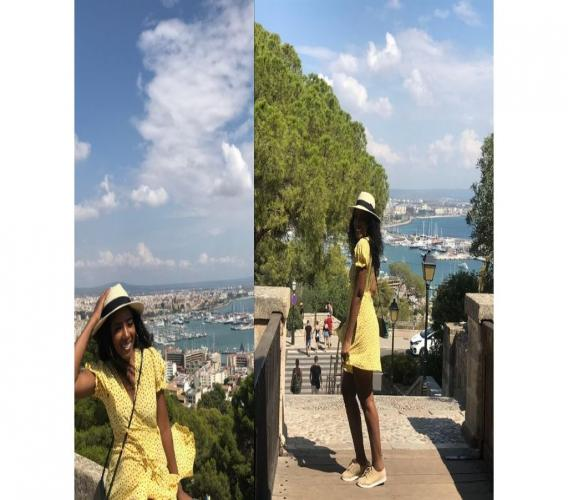 Talent manager Kareen Chin, founder of KBC Talent Management takes us on a tour of Rome. (Photos: Contributed)