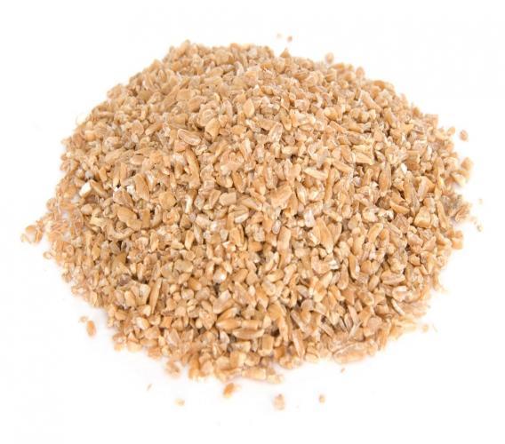 Pile of bulgur wheat (Photo: iStock)