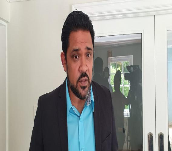 Chief Executive Officer of the Saint Lucia Hotel and Tourism Association (SLHTA), Noorani Azeez