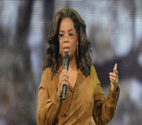 Oprah Winfrey (FILE)