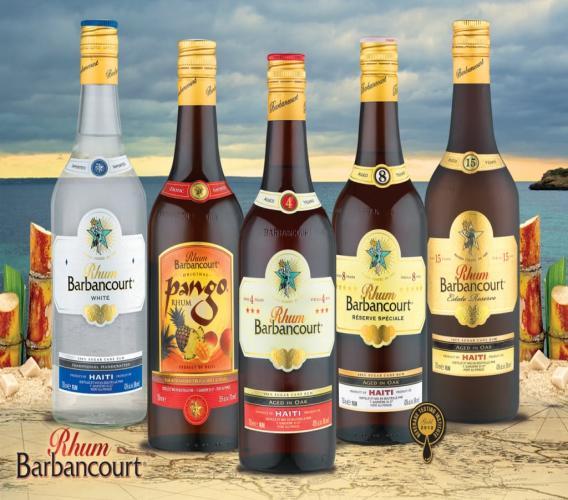 Des produits Barbancourt / Photo: liquor.com