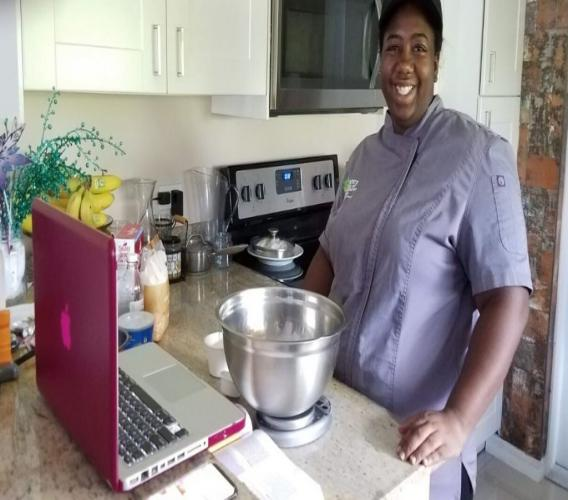 University College of the Cayman Islands senior lecturer Tanique Dunbar
