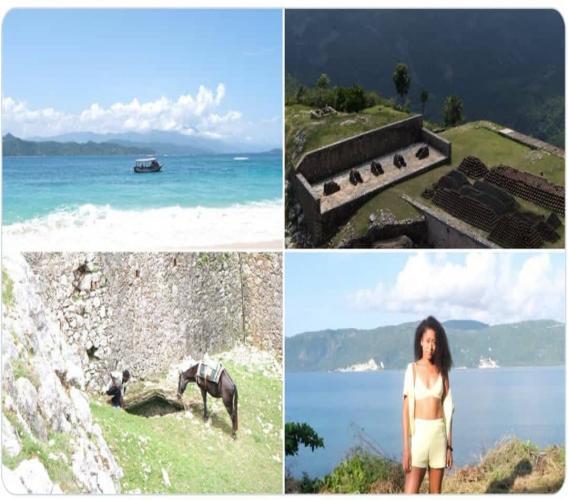 Photos publiées par Naomi Osaka sur son compte Twitter/ Vidéo: Gérard Maxineau