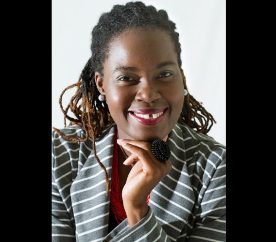 Onyka Barrett Scott, general manager of the JN Foundation.
