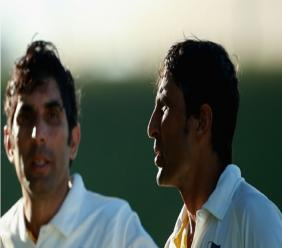 Captain Misbah-ul-Haq andYounisKhan end theirillustrious Pakistan careers with a historic Test series victory over West Indies.