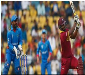 A file photo of an ODI match between West Indies and Afghanistan