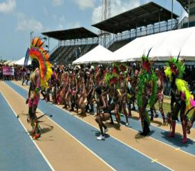 FILE - The National Cultural Foundation (NCF) has said there may need to be a second day of revellery to accommodate the increase in bands.