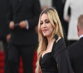 Madonna le 3 mai 2015 à New York