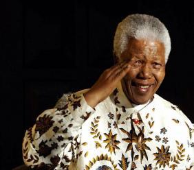 Nelson Mandela. (Photo: Negronews)