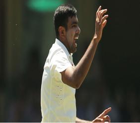 India all-rounder Ravichandran Ashwin.
