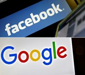 Facebook et de Google captent à eux seuls près des trois quarts des investissements publicitaires en ligne, selon le syndicat des régies internet (SRI)