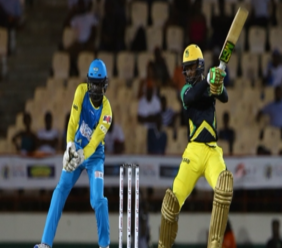 McCarthy hits 61 not out in Jamaica Tallawah's victory over the St Lucia Stars