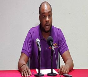 Band leader Xhosa Barbados, Jeremy Nicholls