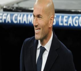 Trainer Zinédine Zidane heeft zijn contract bij Real Madrid verlengd