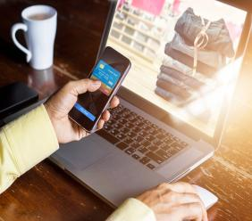 A tiny segment of local households make online purchases but the industry is growing.