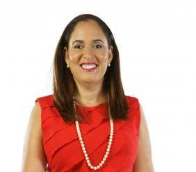 The JMMB Her Wealth event will feature JMMB Group's culture and human development executive, Donna Duncan-Scott