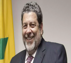 Prime Minister of St Vincent and the Grenadines, Dr Ralph Gonsalves