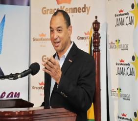 """""""We are able to deliver on this strategic goal of expanding our regional footprint by providing convenient and innovative remittance services to the Bahamas and throughout the region,"""" said Don Wehby, Group CEO of GraceKennedy."""