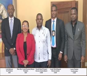« Haïti a seulement cinq problèmes : corruption, corruption, corruption, corruption, corruption ». / Photo: UCREF