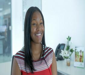 Shanique Fagan is a release engineer at a financial institution in Jamaica, a role which sees her building and releasing software.